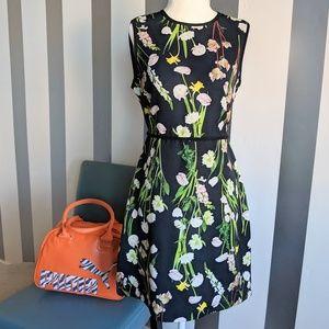 Victoria Beckham Floral Dress